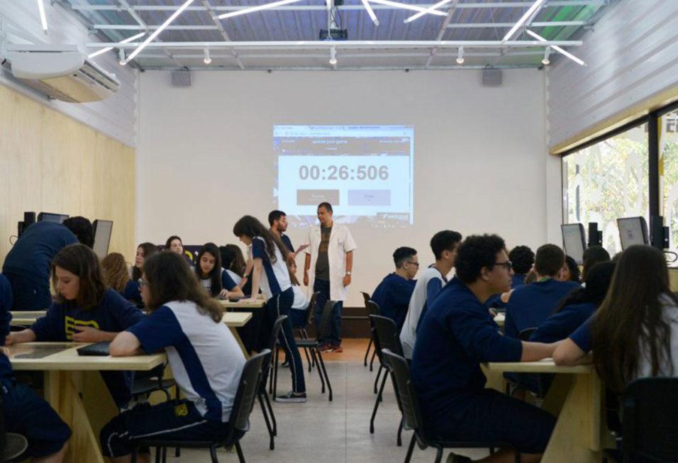 The Box: a Evolução da sala de aula